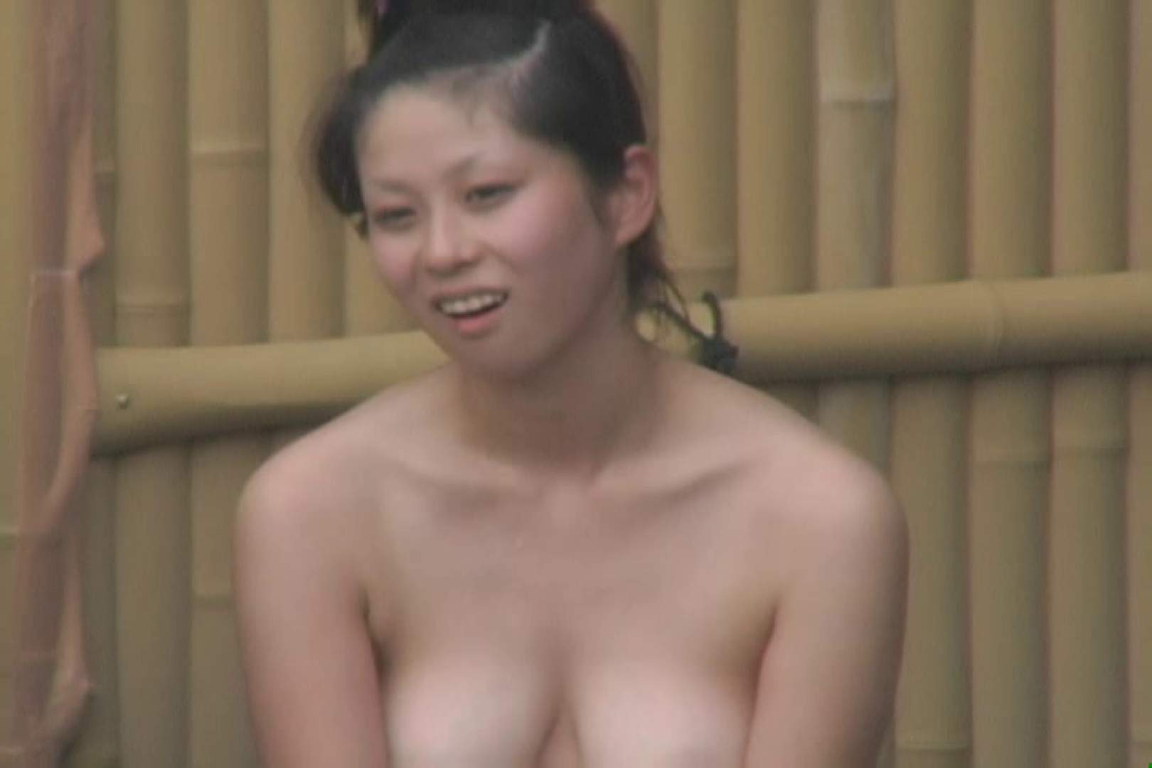 女露天風呂劇場 Vol.19 露天   色っぽいOL達  48pic 1
