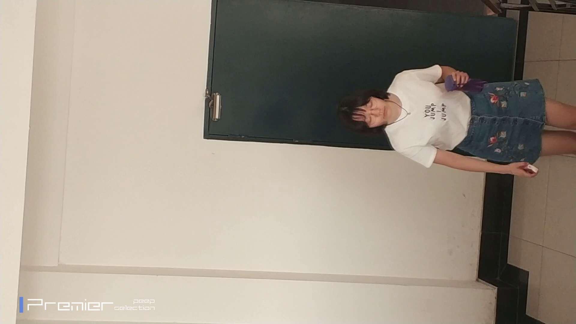 生理用ナプキン交換 大学休憩時間の洗面所事情77 盗撮  59pic 5
