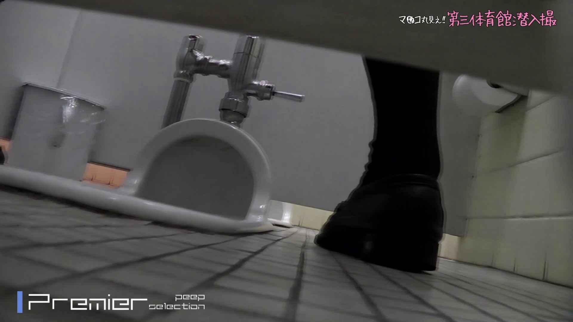 第三体育館File050 これから汚されていくでしょう、純粋な人たち・・・ トイレ盗撮 AV動画キャプチャ 63pic 16