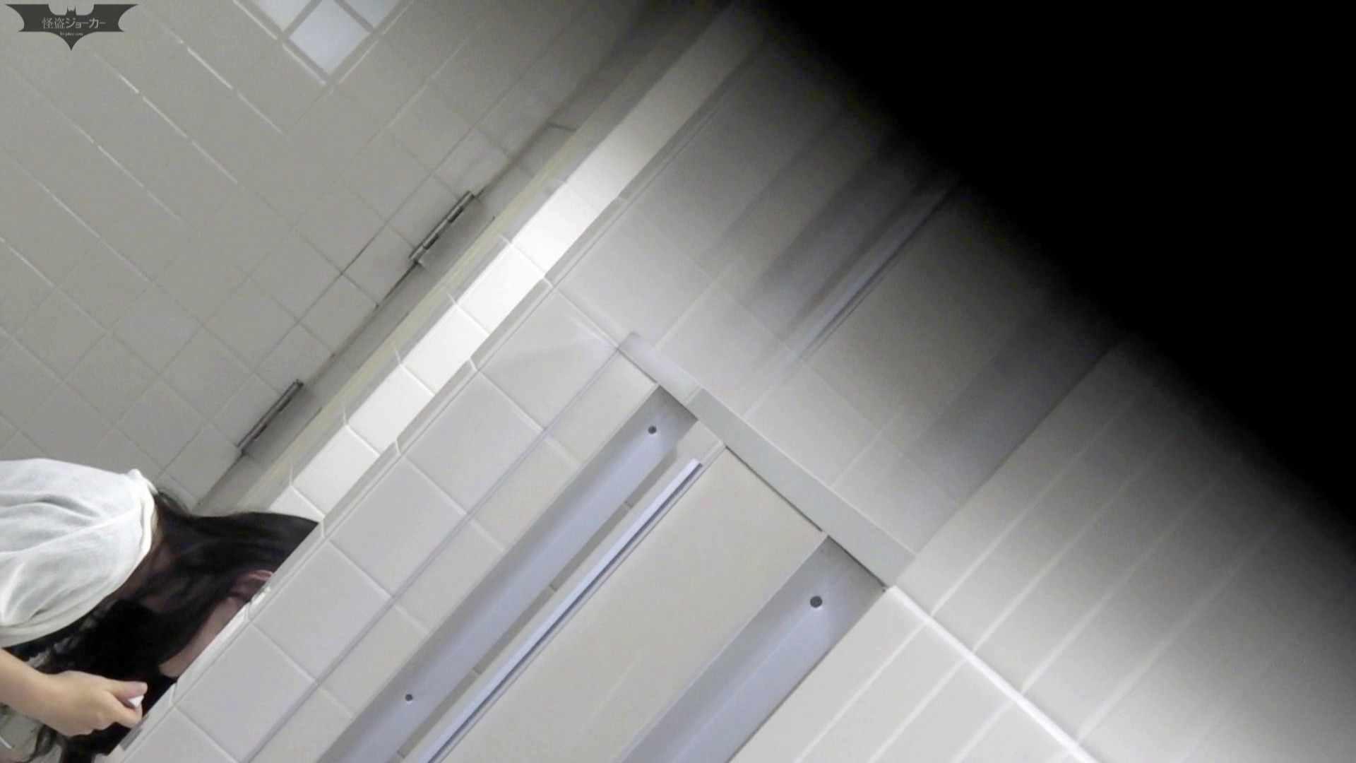 お銀 vol.68 無謀に通路に飛び出て一番明るいフロント撮り実現、見所満載 美人   洗面所  105pic 61