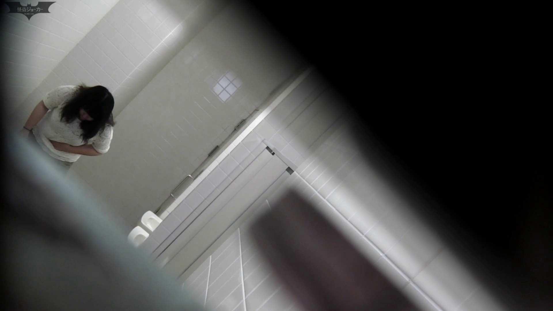 お銀 vol.68 無謀に通路に飛び出て一番明るいフロント撮り実現、見所満載 美人   洗面所  105pic 88