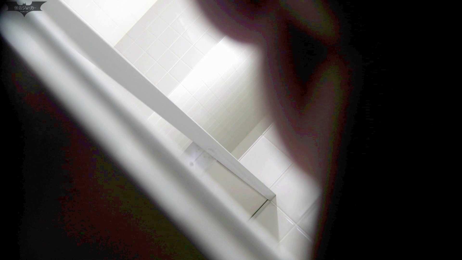 お銀 vol.68 無謀に通路に飛び出て一番明るいフロント撮り実現、見所満載 美人   洗面所  105pic 103