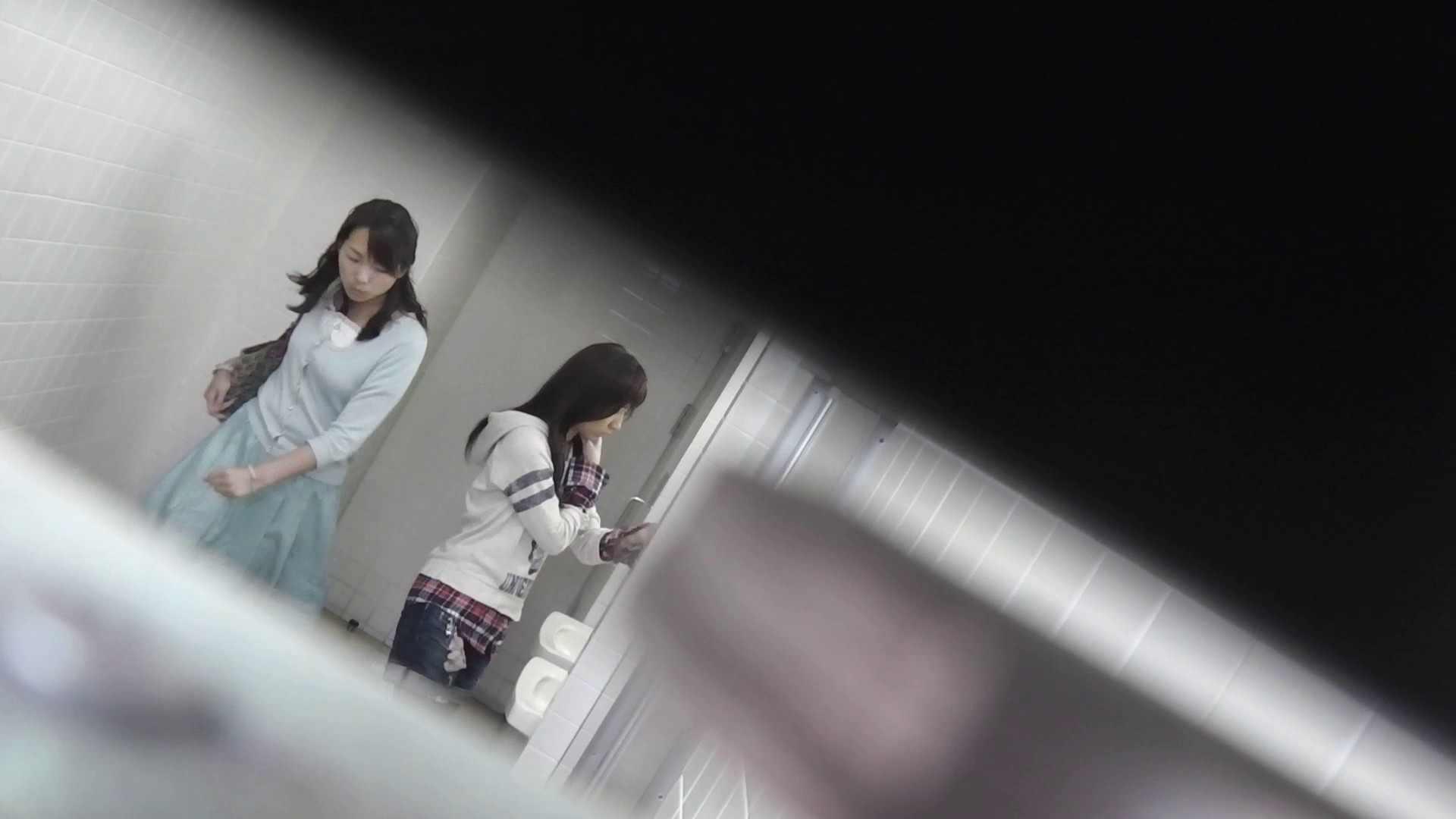 お銀さんの「洗面所突入レポート!!」Nol.9 色っぽいOL達 性交動画流出 84pic 53