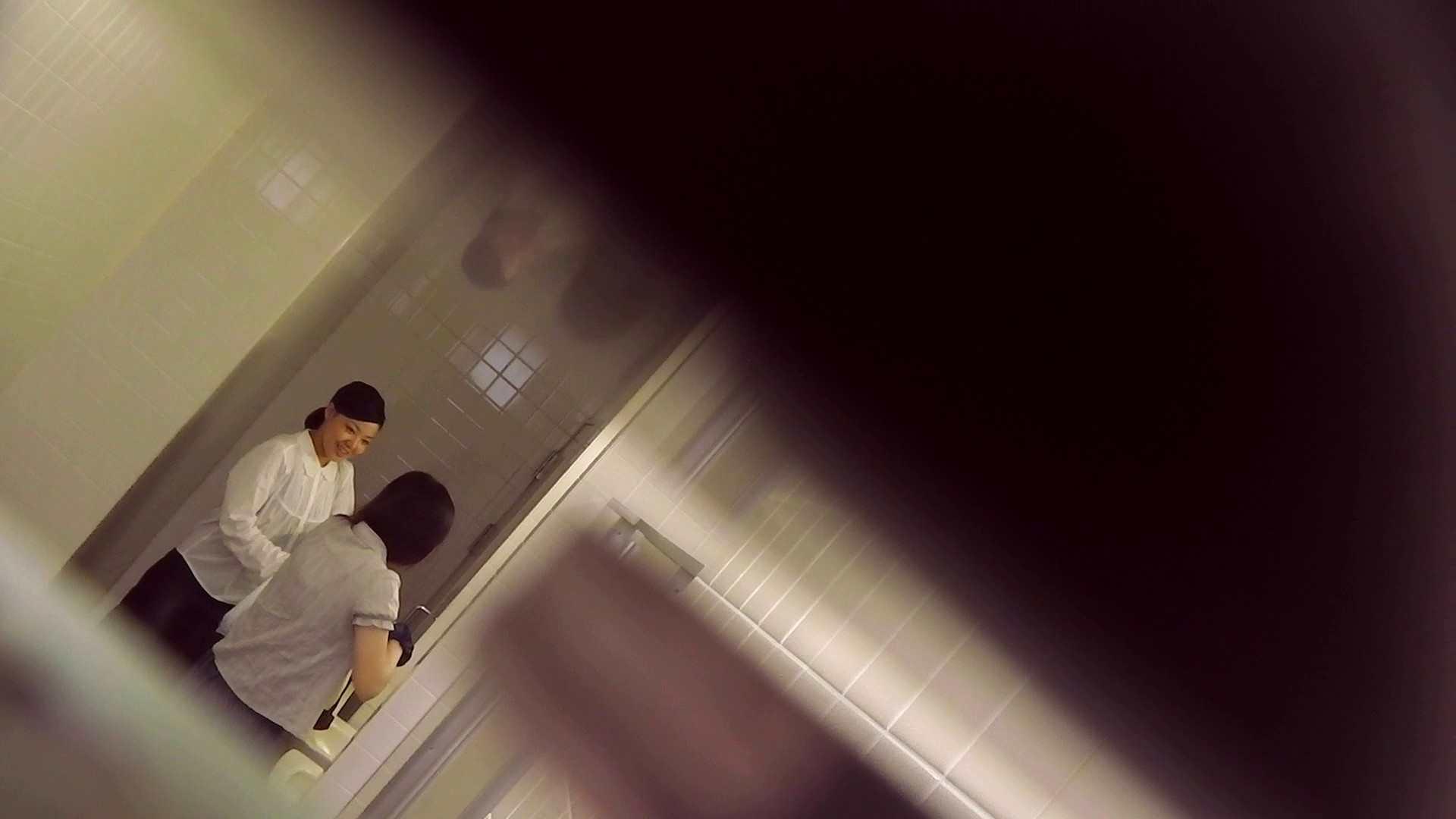 お銀さんの「洗面所突入レポート!!」Nol.17 洗面所 オマンコ無修正動画無料 59pic 47