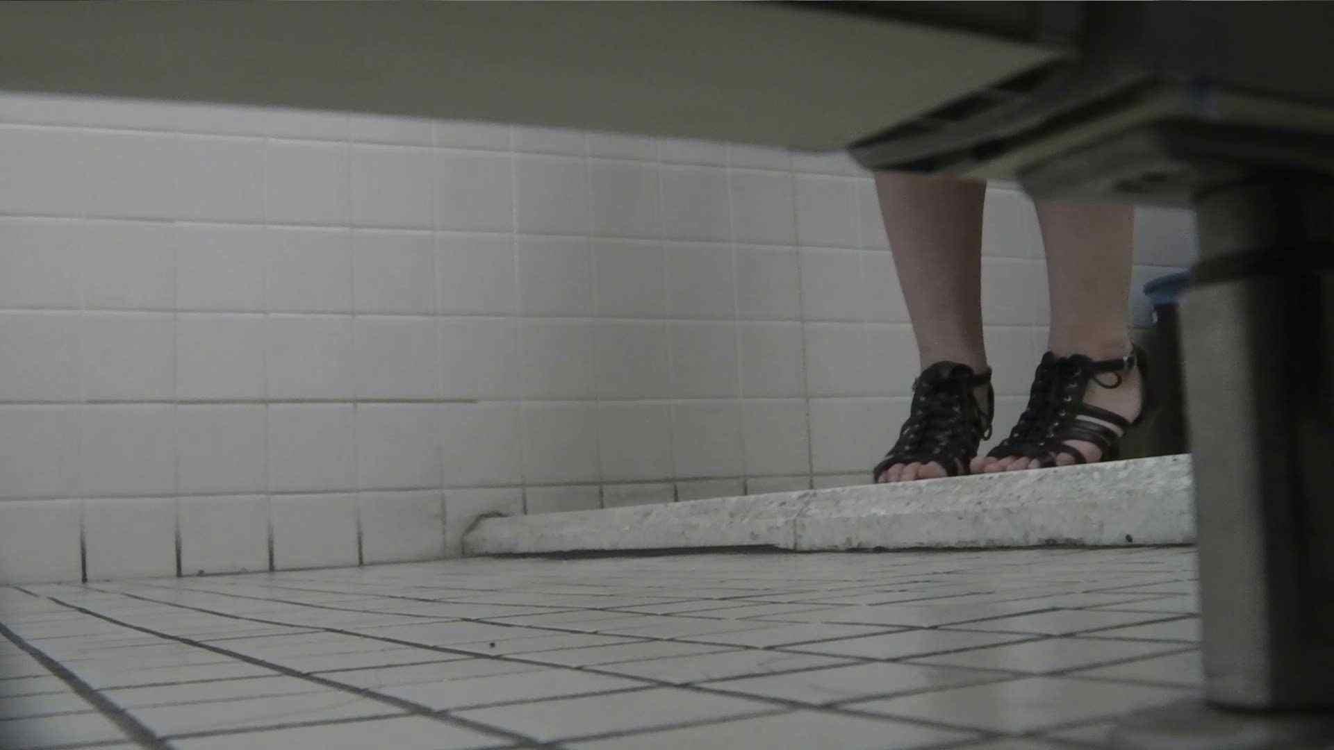 お銀さんの「洗面所突入レポート!!」Nol.21 美人 おまんこ動画流出 105pic 41