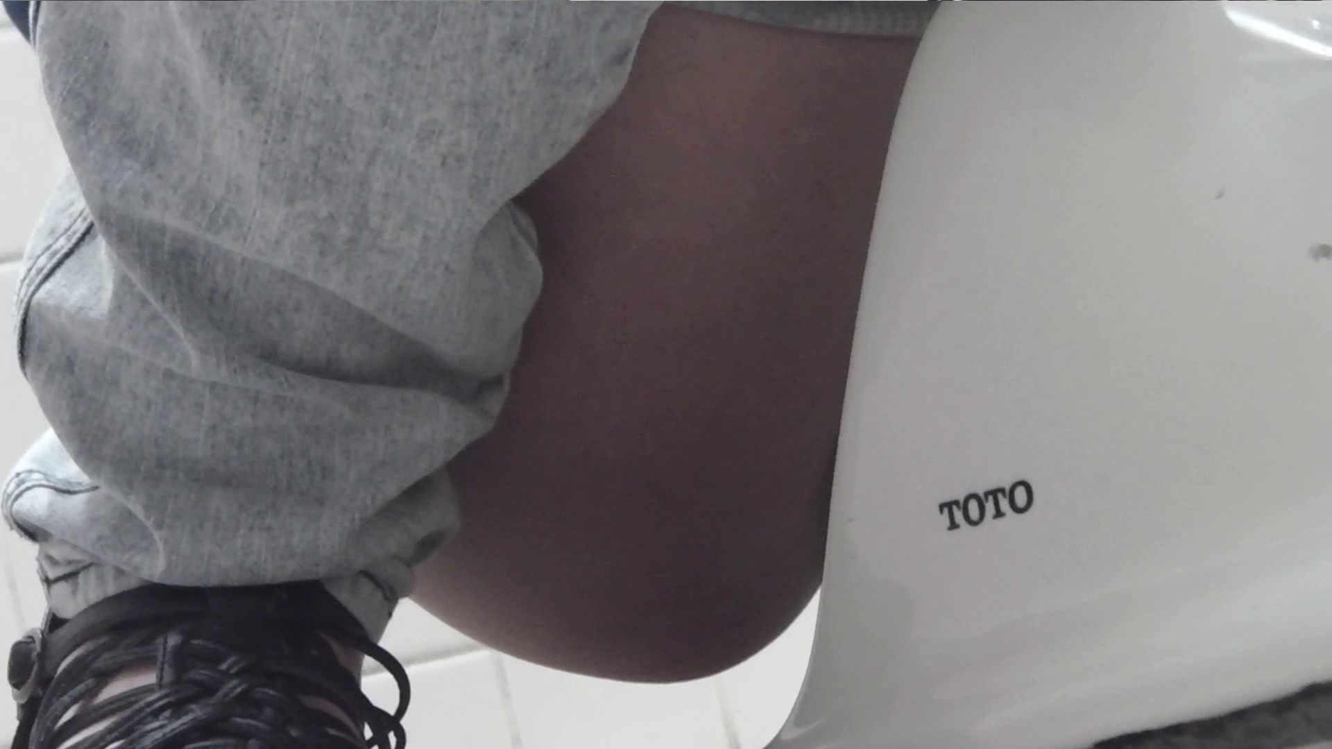 お銀さんの「洗面所突入レポート!!」Nol.21 美人 おまんこ動画流出 105pic 68