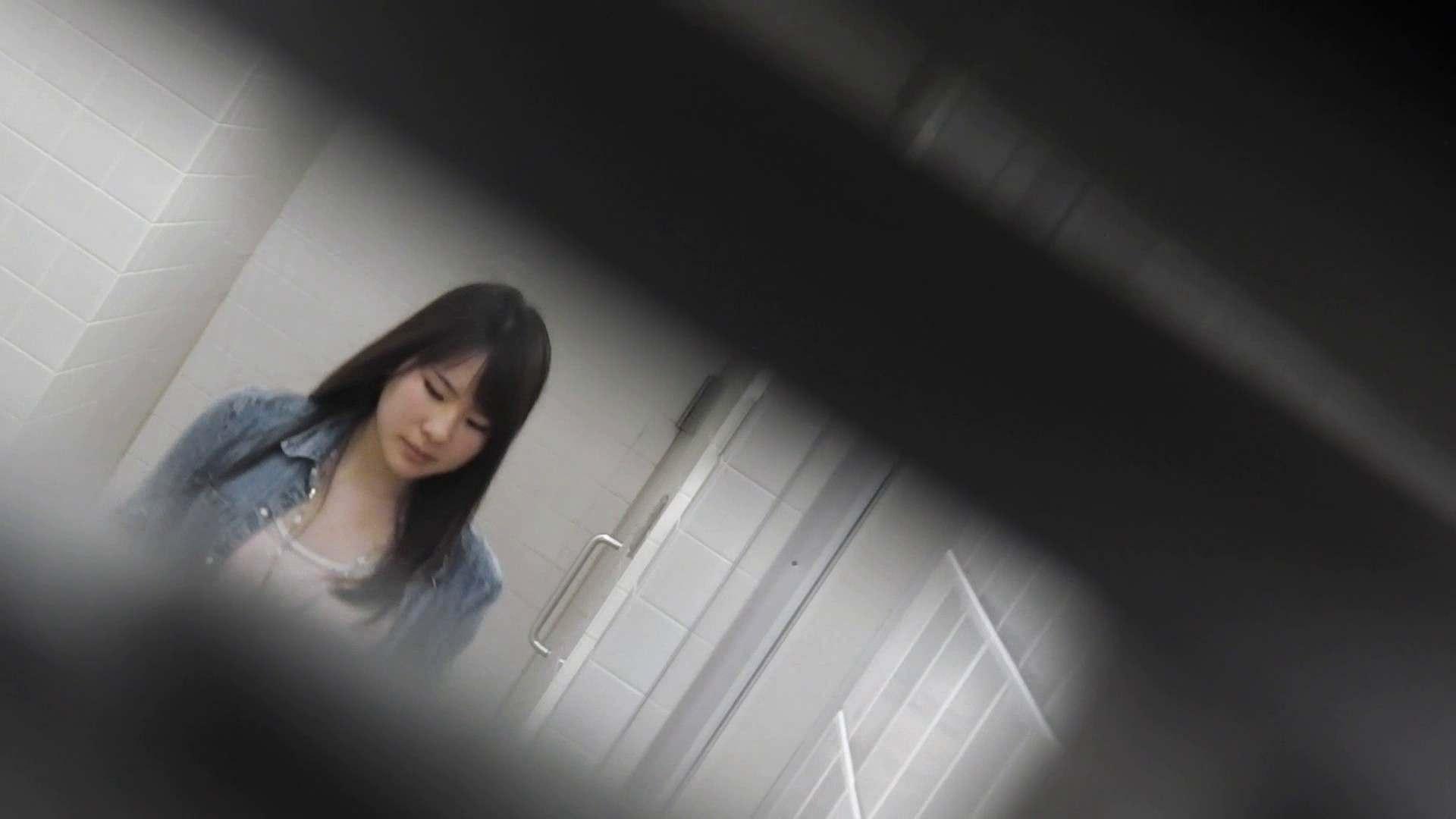 お銀さんの「洗面所突入レポート!!」Nol.21 美人 おまんこ動画流出 105pic 95