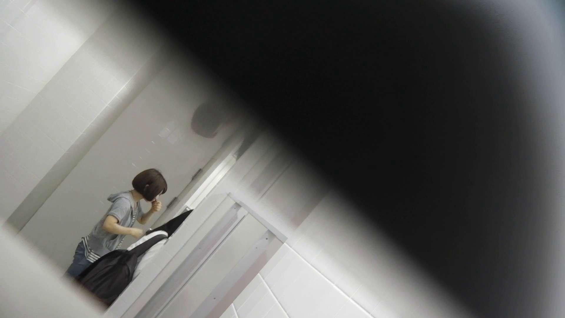 お銀さんの「洗面所突入レポート!!」Nol.22 美人 | 洗面所  51pic 43