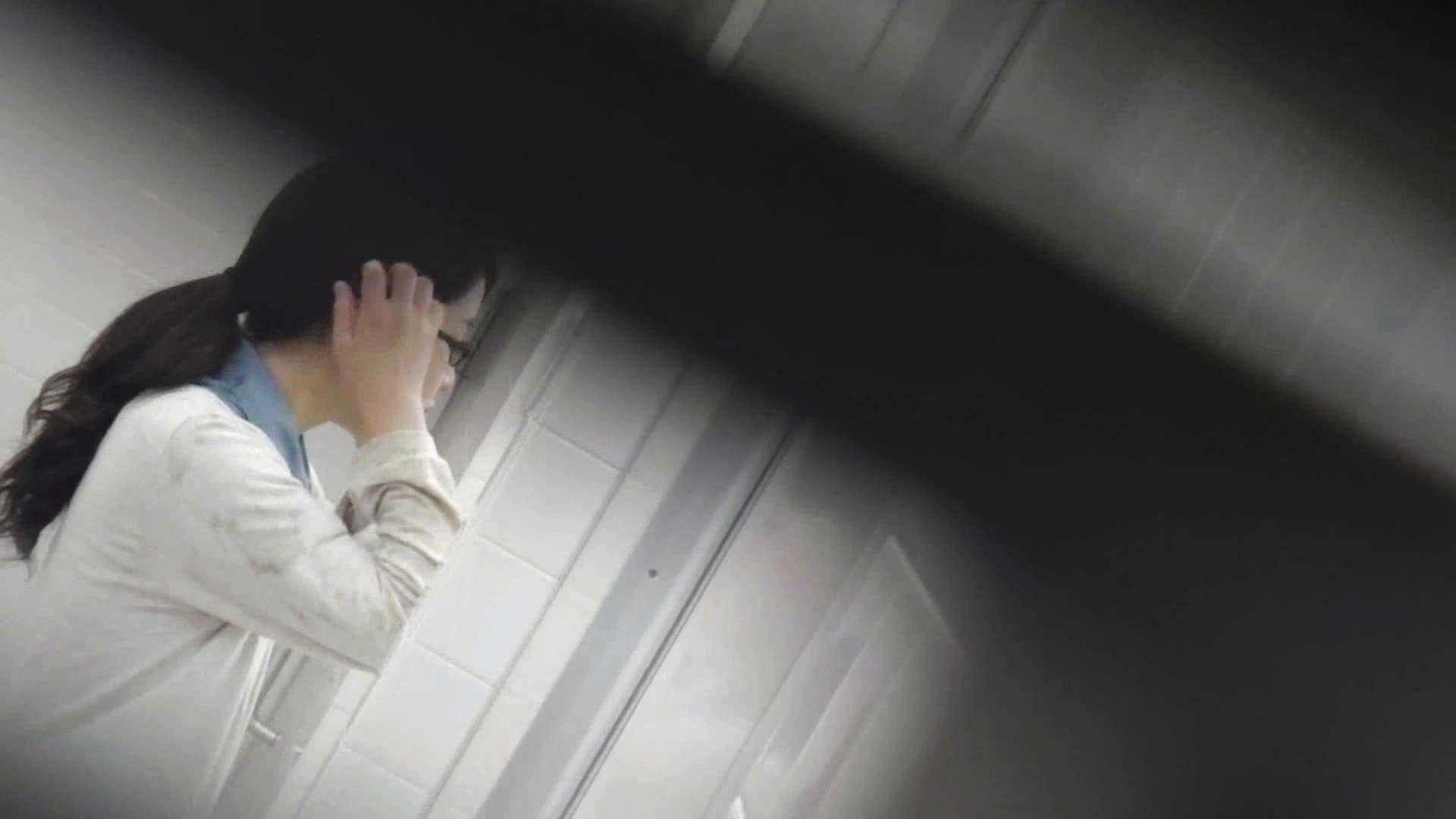 お銀さんの「洗面所突入レポート!!」 vol.26 あひるさん 美人 性交動画流出 100pic 20