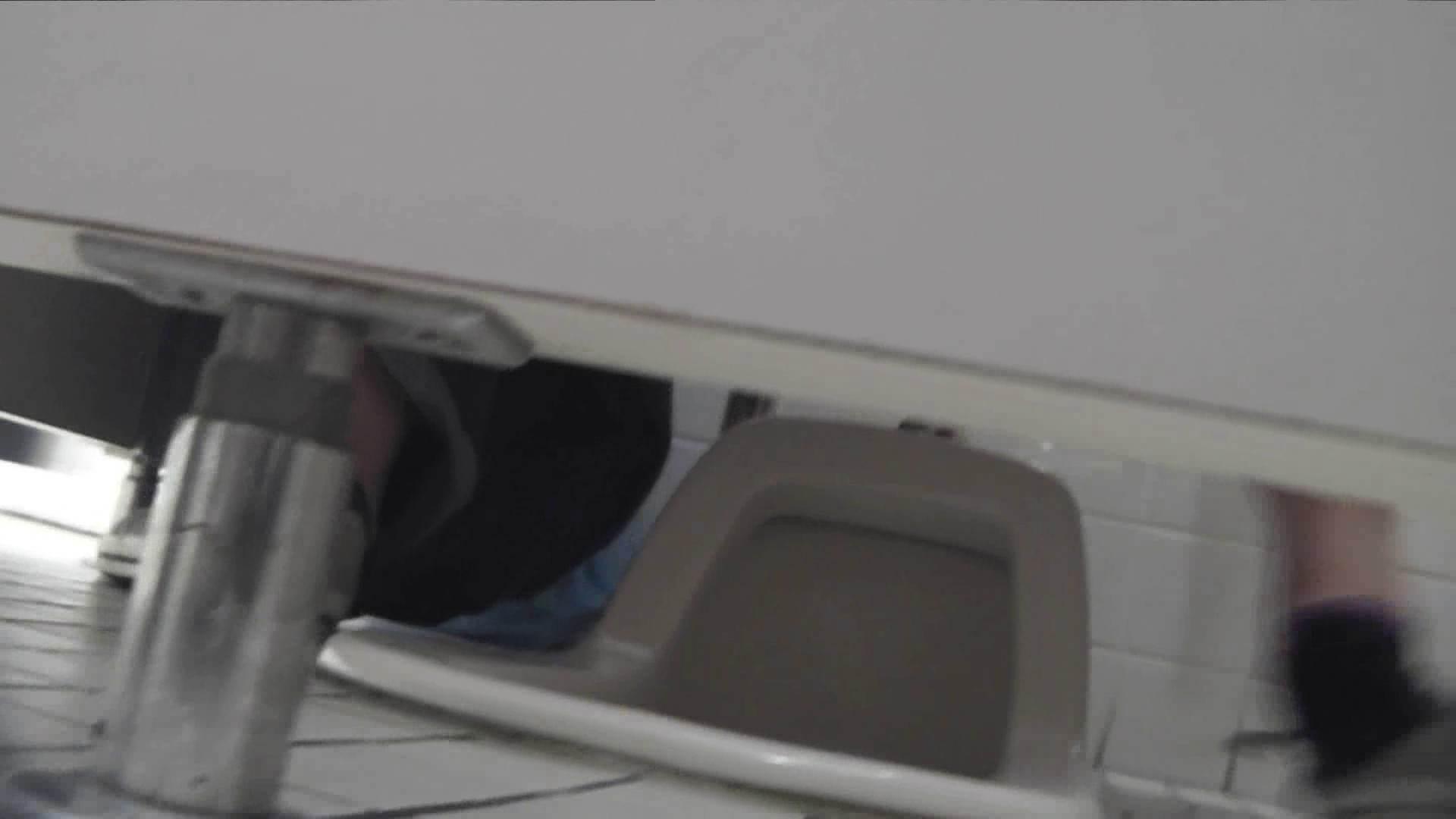 お銀さんの「洗面所突入レポート!!」 vol.26 あひるさん 美人 性交動画流出 100pic 47