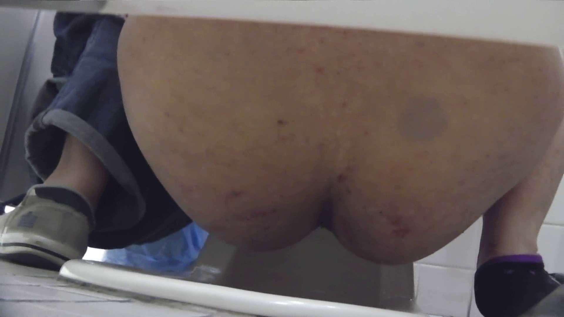お銀さんの「洗面所突入レポート!!」 vol.26 あひるさん 美人 性交動画流出 100pic 53