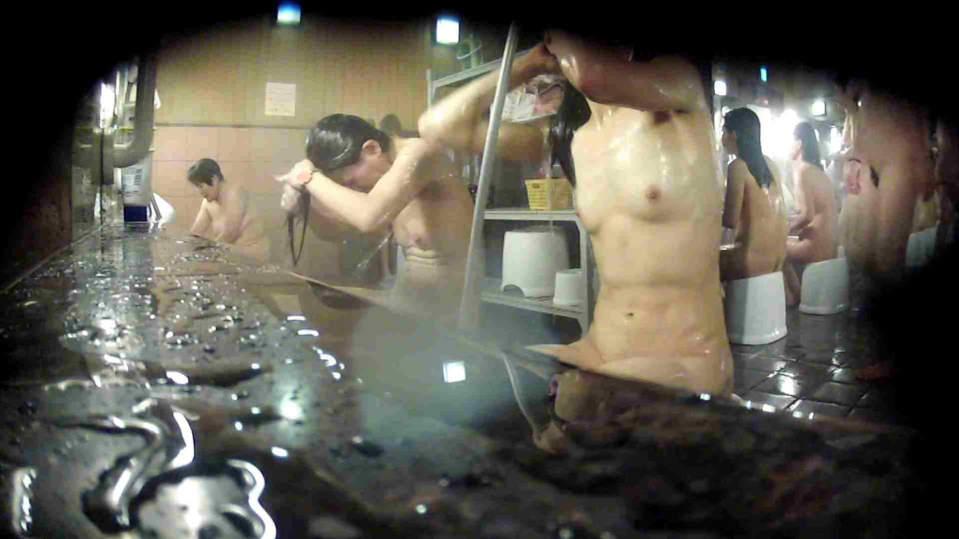 ハイビジョン 洗い場!金メダルを取ってない場合の吉田沙保里さん 銭湯   潜入  73pic 1