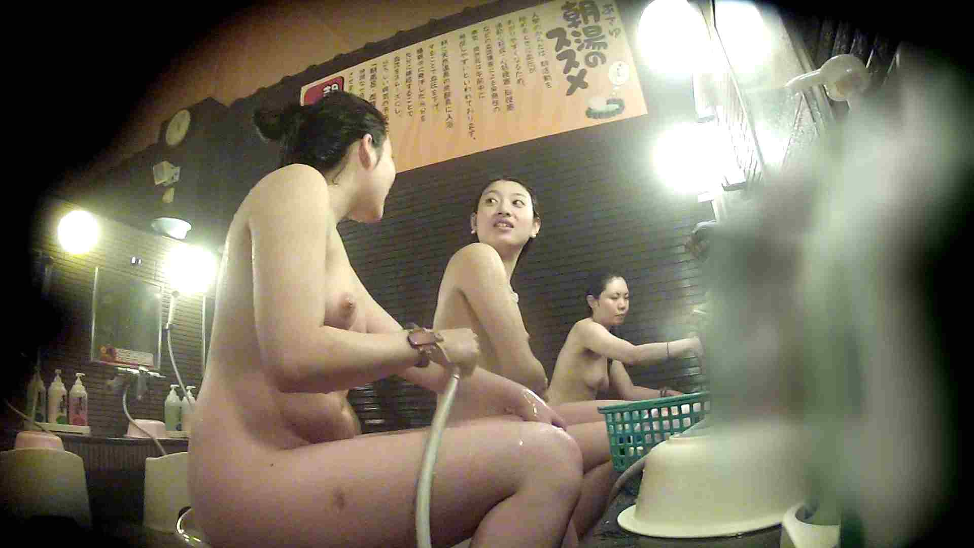 洗い場!お二人とも清楚でお美しいでございます。 銭湯  50pic 40
