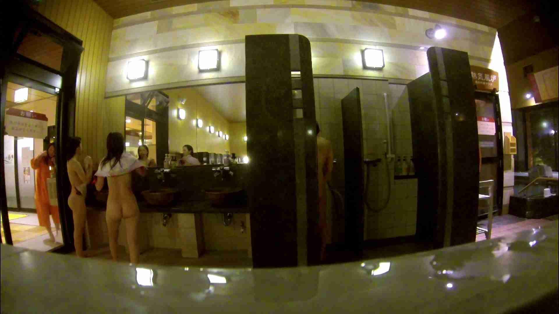 オムニバス!出入り口~シャワー~メイク室と移動。たくさんの女性が登場します 桃色シャワー  92pic 45