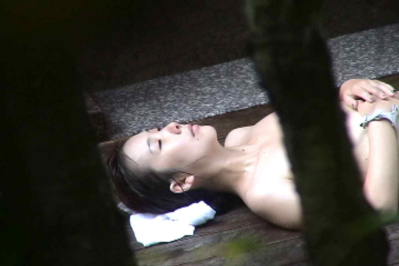 No.11 オトナな女は全裸で裸姿森林浴 美女 | 露天  74pic 31