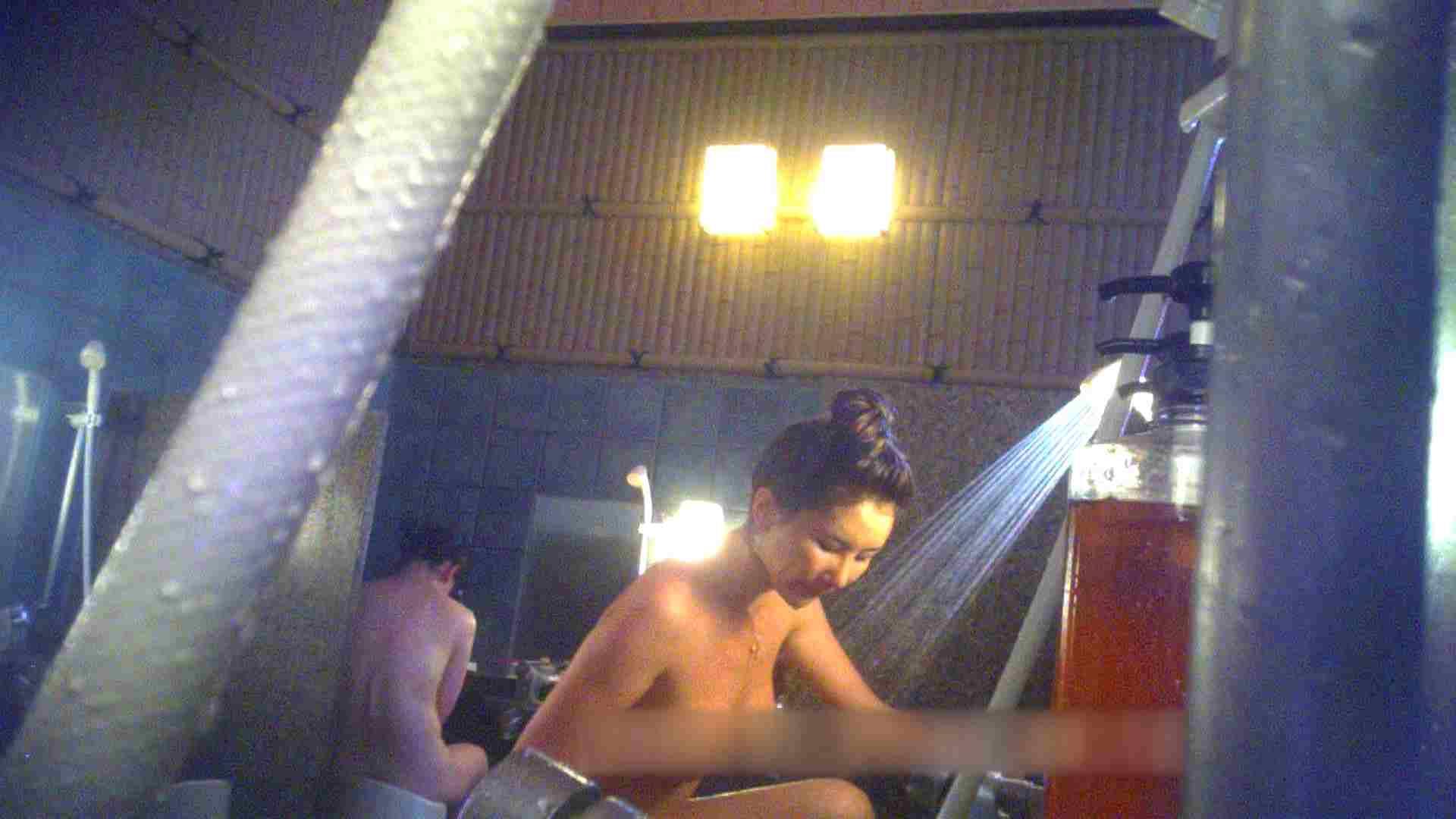 TG.15 【上等兵】高級旅館の爆乳女将で有名っぽい 爆乳 | 女風呂  64pic 4