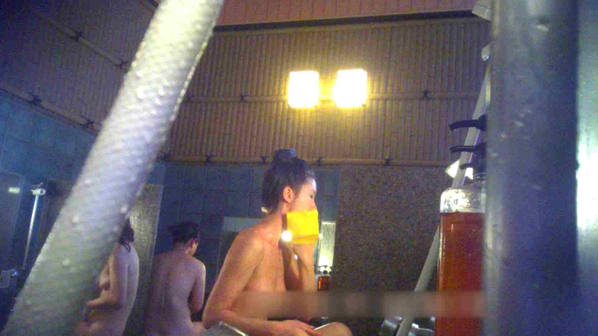 TG.15 【上等兵】高級旅館の爆乳女将で有名っぽい 爆乳 | 女風呂  64pic 13