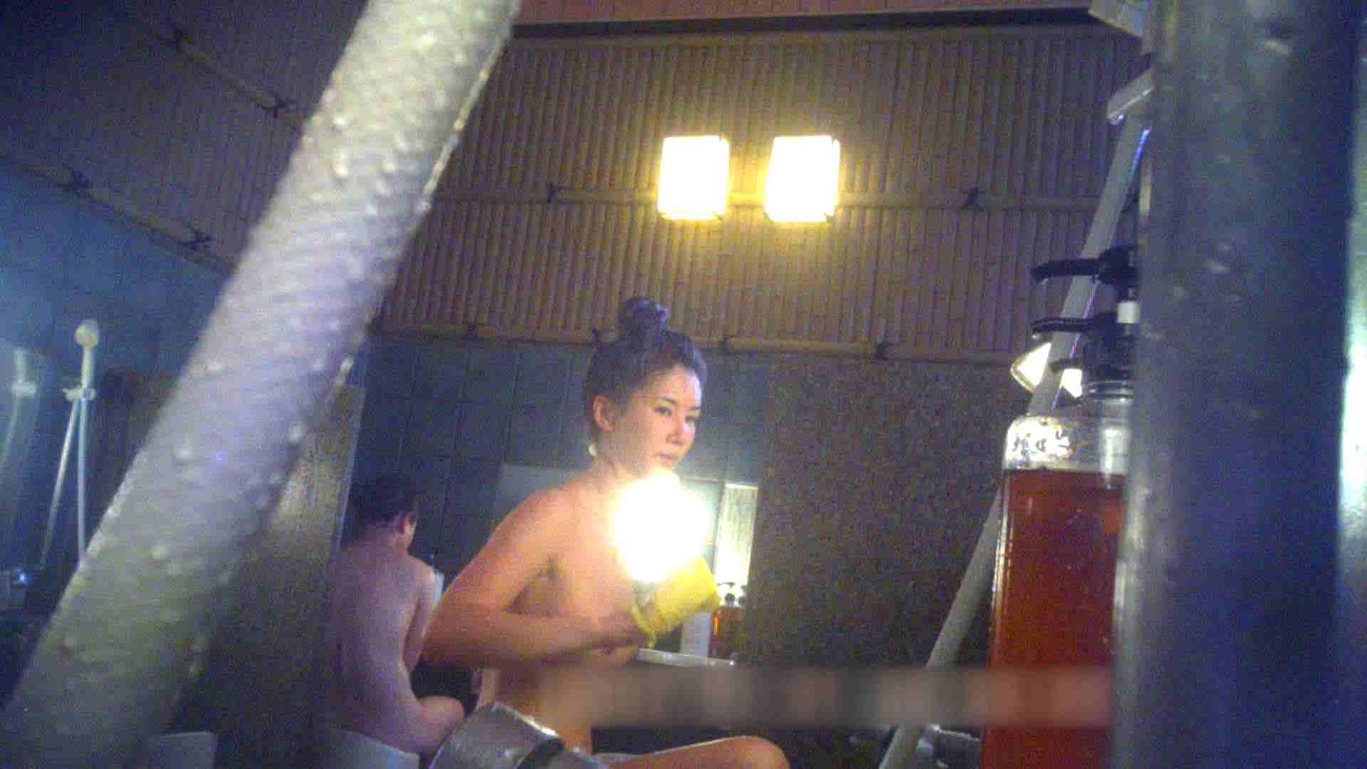 TG.15 【上等兵】高級旅館の爆乳女将で有名っぽい 爆乳 | 女風呂  64pic 64