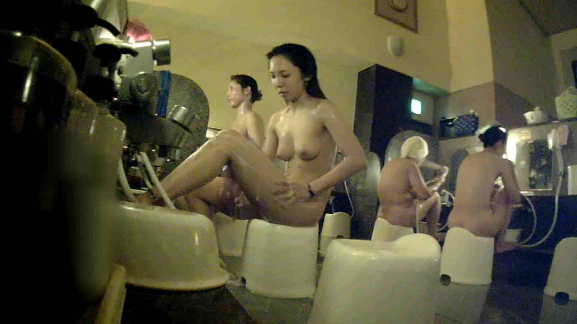 [画質UP]TG.17 【二等兵】ちょっと遠い…オデコの広い優しいお女市さん 潜入 | 女風呂  75pic 21
