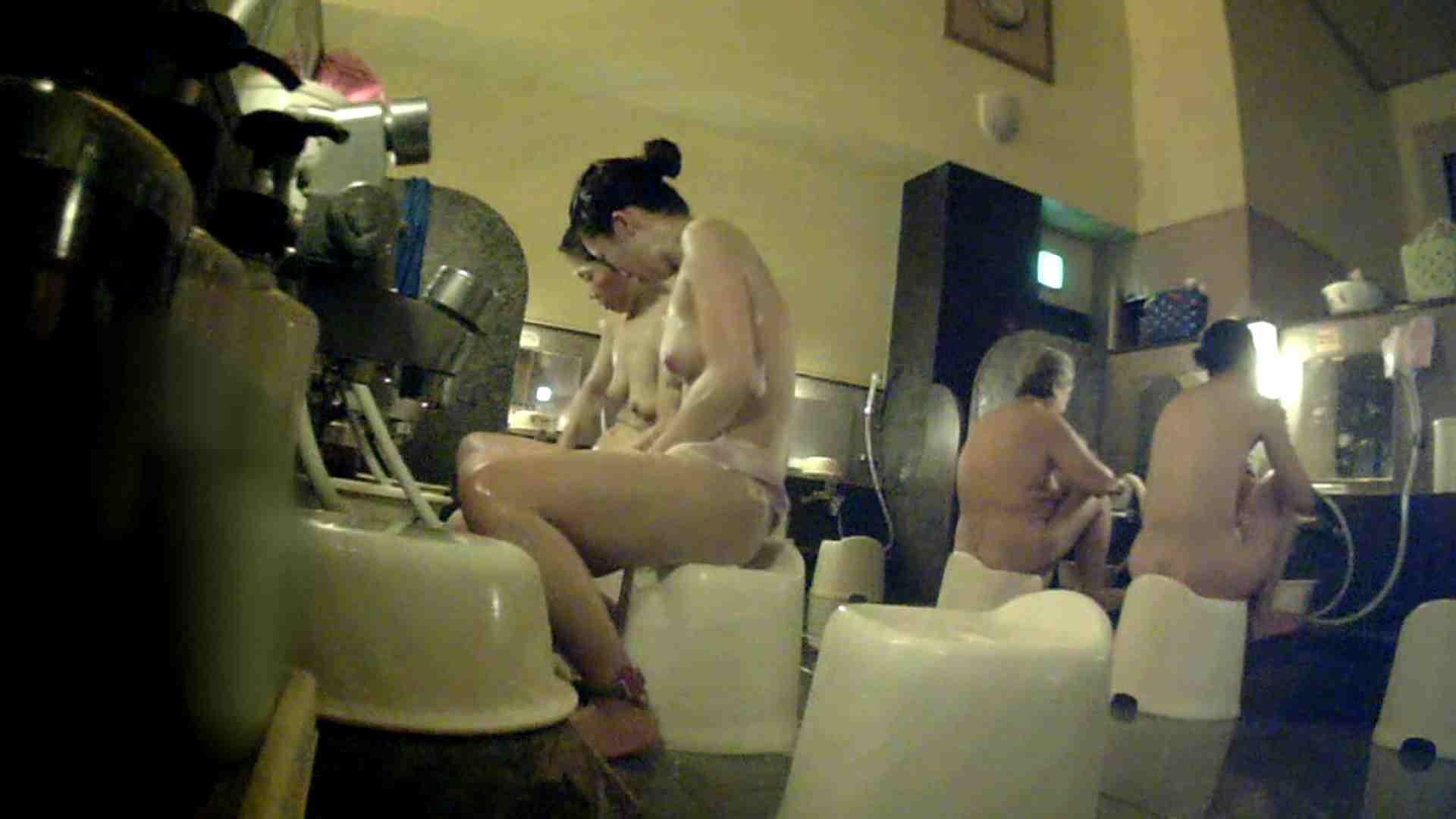 [画質UP]TG.17 【二等兵】ちょっと遠い…オデコの広い優しいお女市さん 潜入 | 女風呂  75pic 31