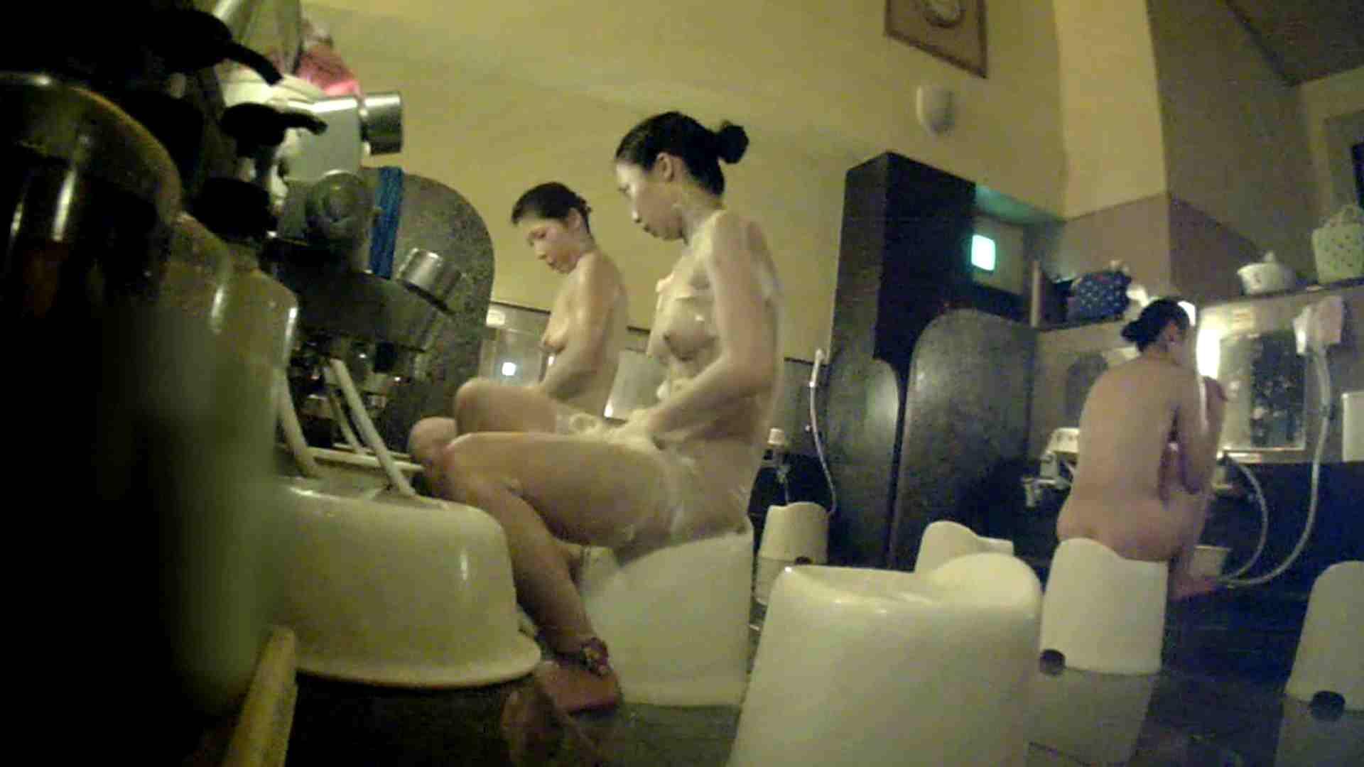 [画質UP]TG.17 【二等兵】ちょっと遠い…オデコの広い優しいお女市さん 潜入 | 女風呂  75pic 39