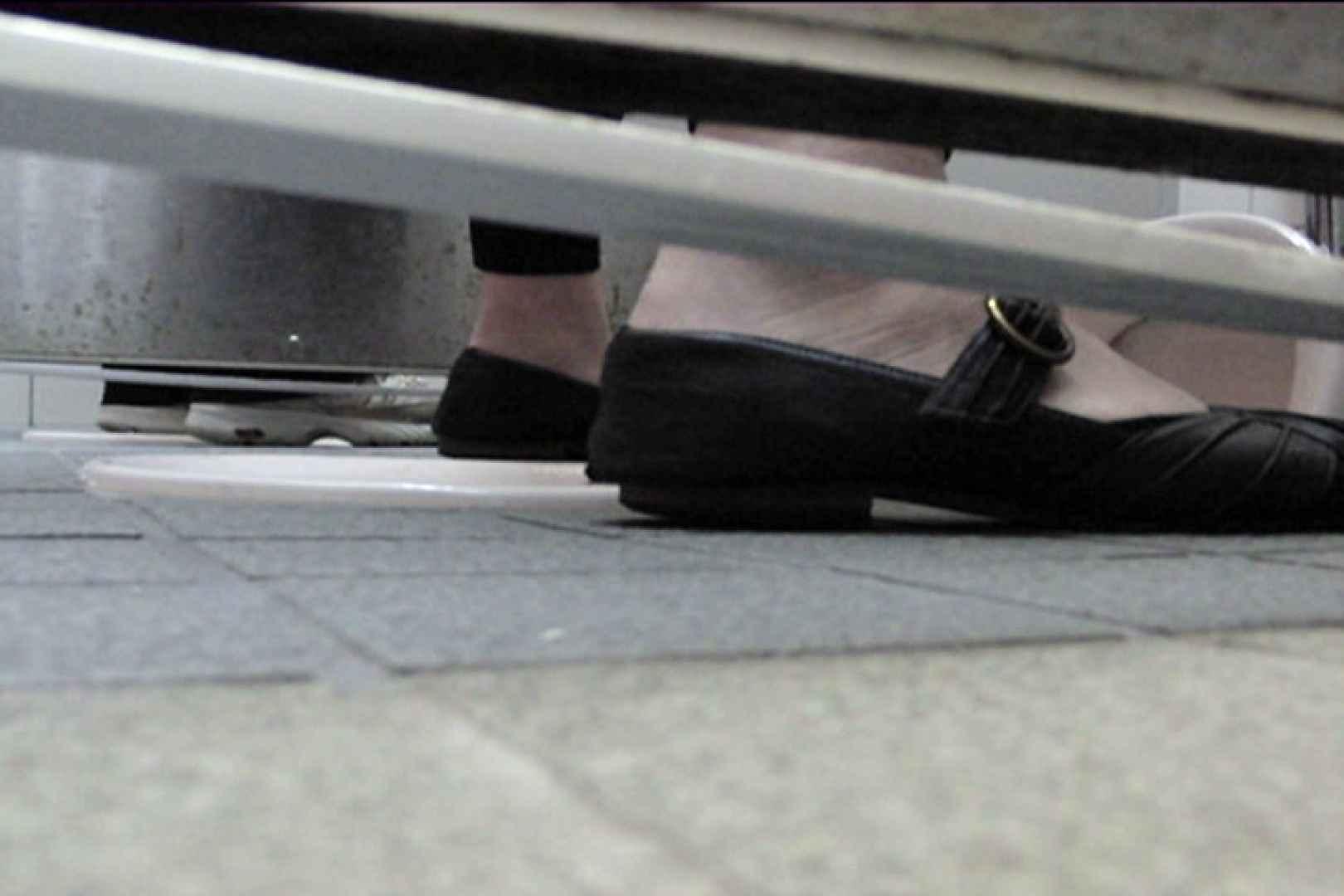 洗面所固定カメラ撮影 オムニバスNol.1 色っぽいOL達  101pic 50