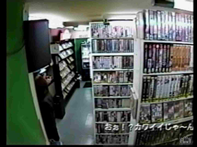 個室ビデオBOX 自慰行為盗撮2 0  83pic 2
