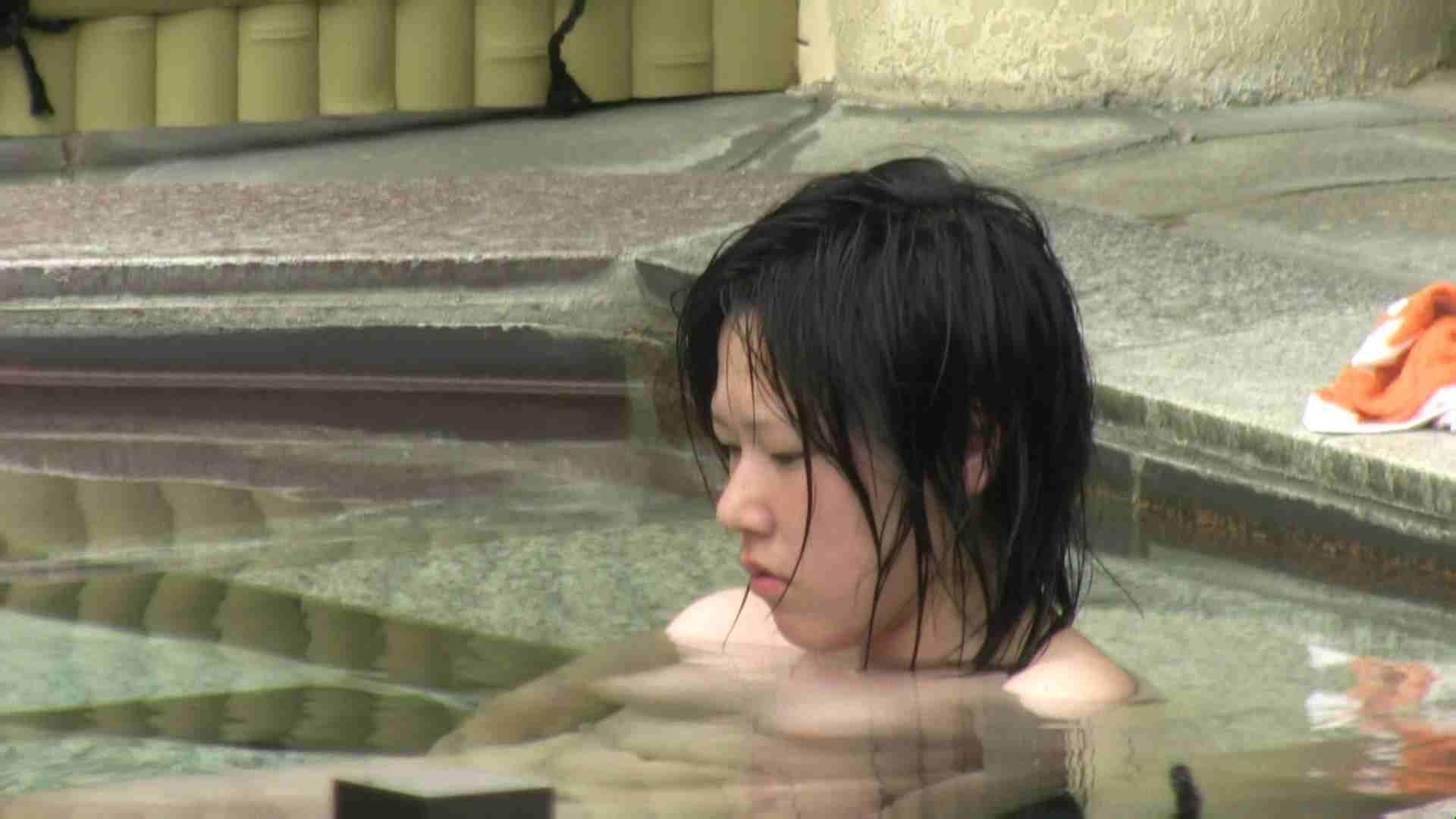 Aquaな露天風呂Vol.36 0   0  50pic 25