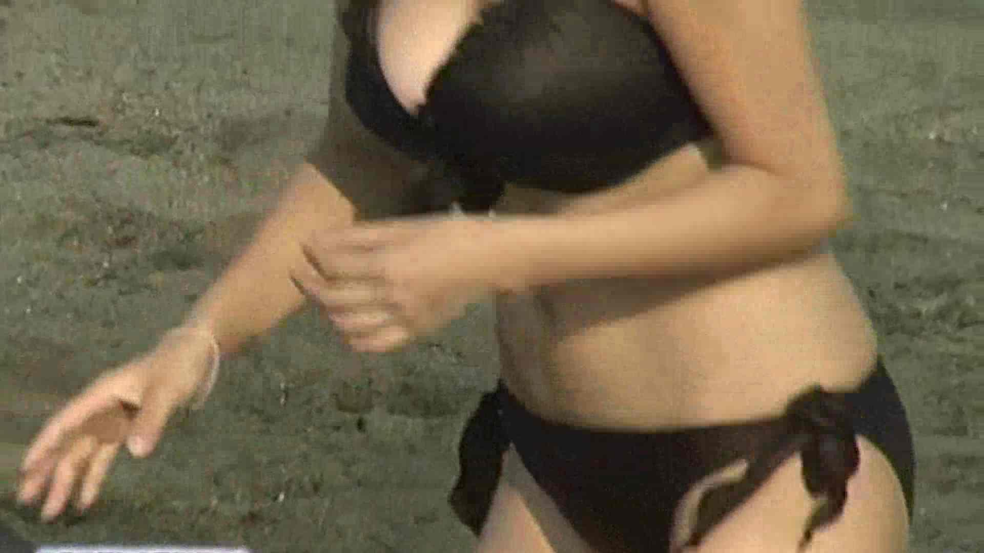 盗撮ロボがイクッ!!~真夏のビーチ編~File.06 0   0  83pic 29