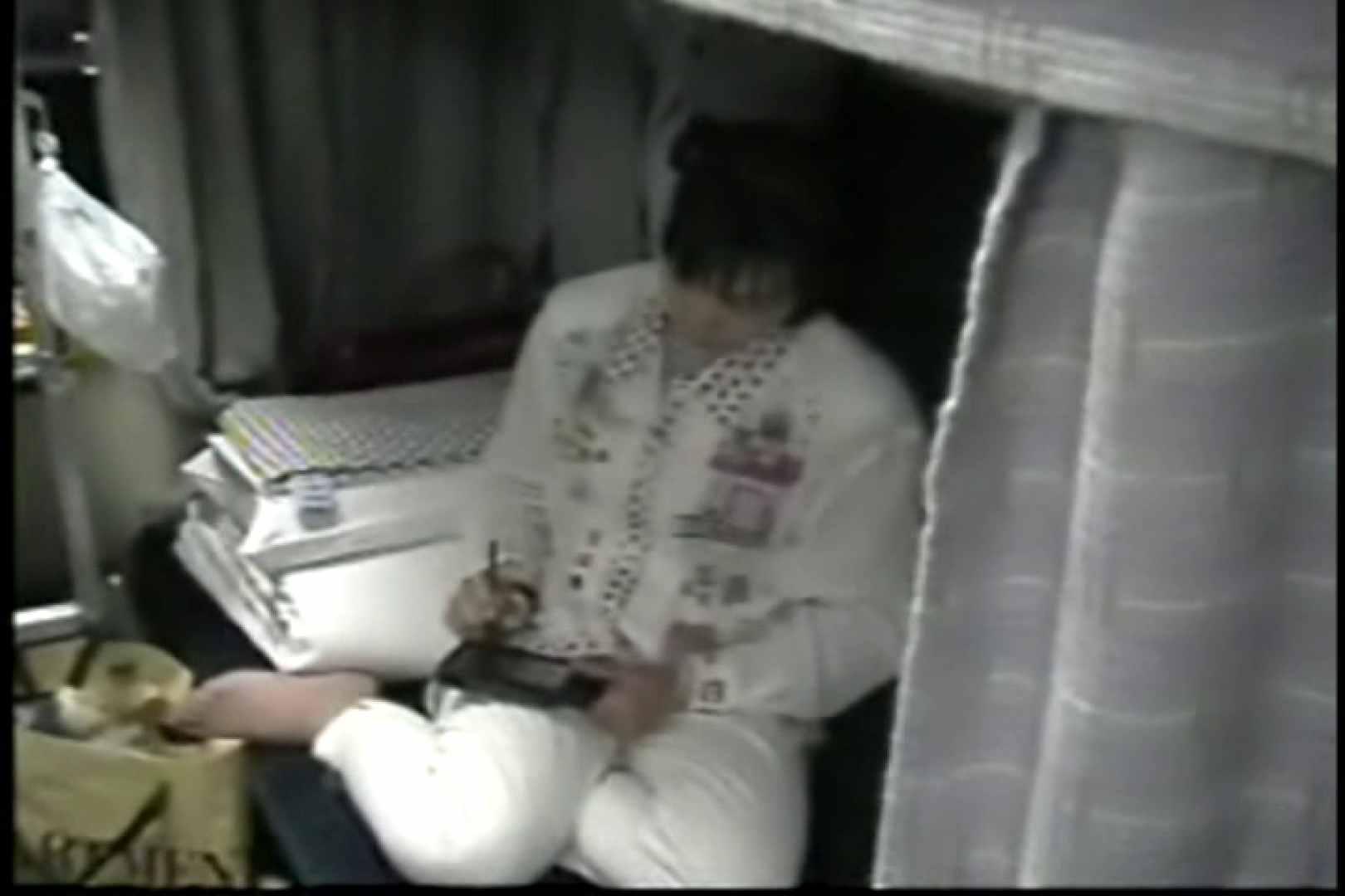 妻と寝台列車にて・・・ 車の中の秘め事   口内発射  82pic 5