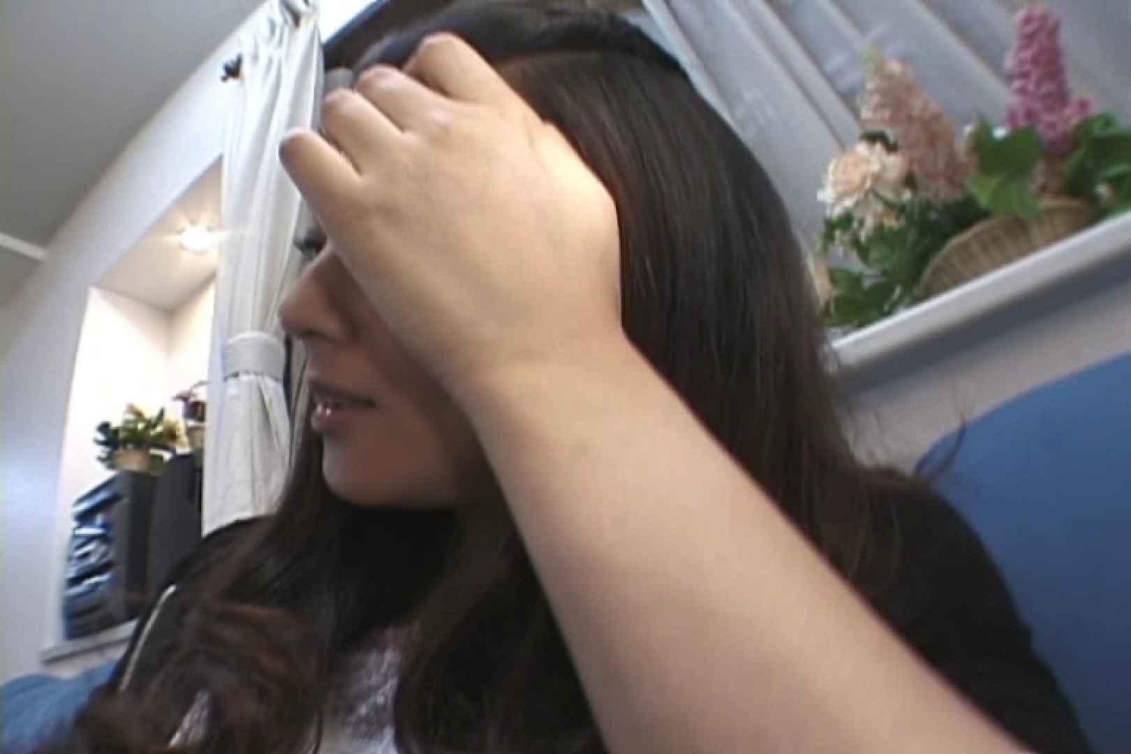 初めての撮影、涙の後には・・・~佳山玲子~ フェラ   ハプニング  57pic 34