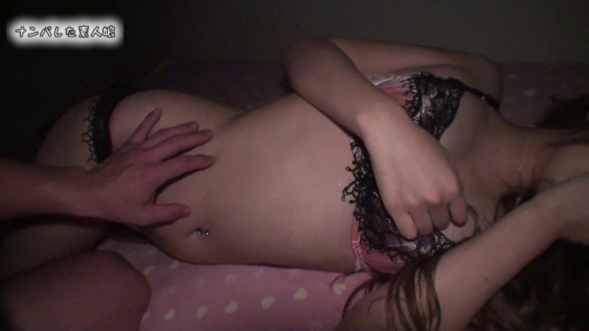 No.4のん19歳 のんちゃん以外と美巨乳でヘソピ付きです 素人  93pic 18
